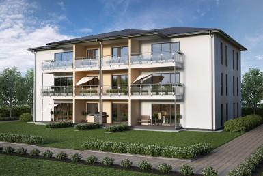 Schäfer Fertighaus Mehrfamilienhaus 845-18-0
