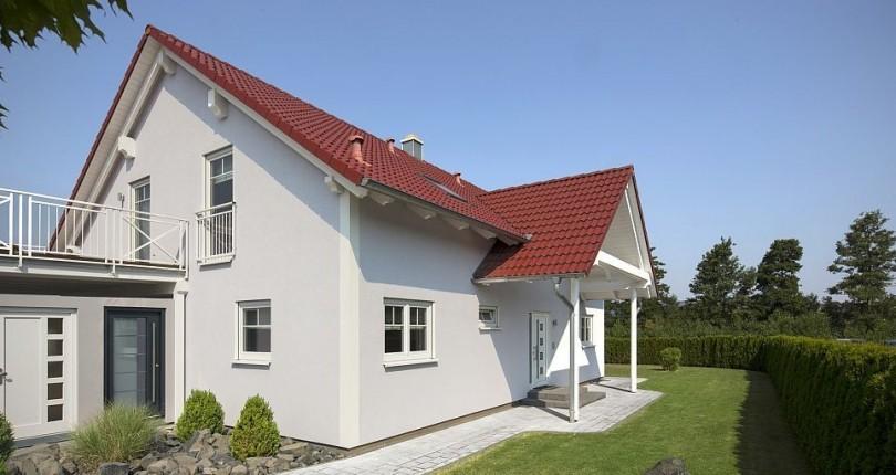 Einladung zum Hausbau-Infotag mit Finanzierungsberatung im Ausstellungshaus Nüdlingen