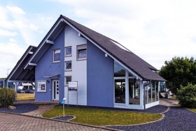 Schäfer Fertighaus Ausstellungshaus Mülheim-Kärlich
