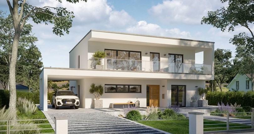 Neue Hausentwürfe: Fit für das Arbeiten von Zuhause