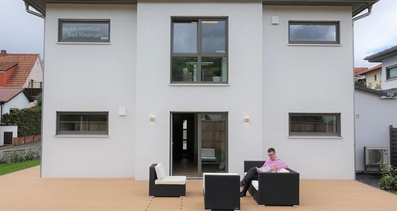 Bauherren-Infoabend im Musterhaus Bad Kissingen am 11. September von 16 – 19 Uhr