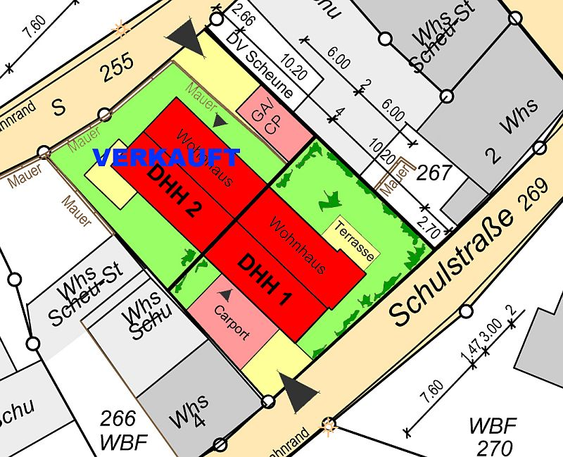 Baugrundstück in Malterdingen