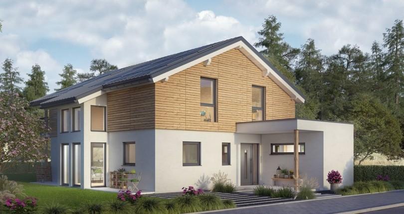 Individuell geplantes Kundenhaus: Das Einfamilienhaus 169-25-190 in der Vorstellung