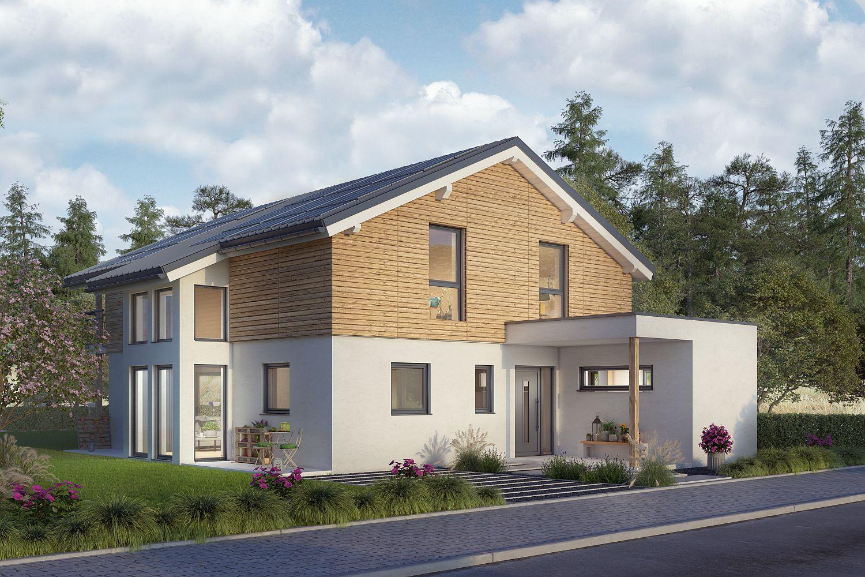 Besichtigen Sie ein individuell geplantes Einfamilienhauses in 97657 Waldberg am Sonntag, den 17. Oktober